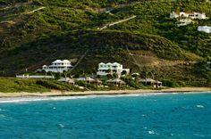 Turtle Beach Bungalows #ChristopheHarbour #StKitts #Caribbean www.christopheharbour.com Turtle Beach, Beach Bungalows, River, Outdoor, Outdoors, Outdoor Living, Garden, Rivers