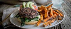 black_bean_burger_sweet_potato Massel gluten free recipe