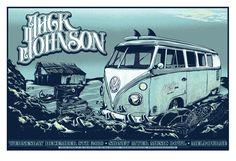 GigPosters.com - Jack Johnson