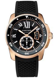 CARTIER Calibre de Cartier Diver | The Watch Magazine
