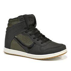 Sneaker Logus - Preto/New