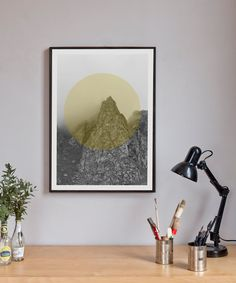 Limited Edition Poster - 50 x 70 cm - Photography and Graphic Design