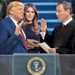 Trump Sworn in and his Executive Actions