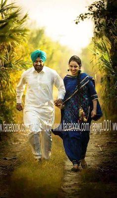 Punjabi Couple