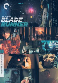 GRAPHIC ILLUSTRATOR MIDNIGHT MARAUDER GIVES HIS TAKE ON BLADE RUNNER WITH THIS SERIES OF ALTERNA-POSTERS!!