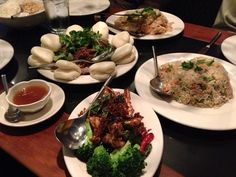 Wild Ginger in Seattle, WA - has THE BEST roasted duck with steamed buns...and I don't even like duck