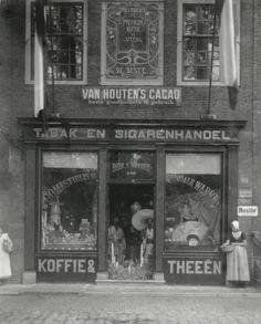 Winkel jaren'30.
