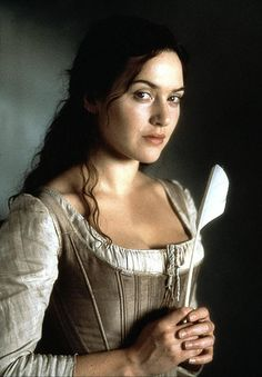 Kate Winslet as Madeleine LeClerc in Quills (2000).