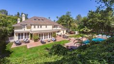 "Actress Amy Yasbeck, best known for her role on the sitcom ""Wings,"" recently listed her Beverly Hills home for $6.45 million."