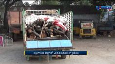 40 lakhs Worth campaign against smuggling Caught In Nalgonda - Express TV