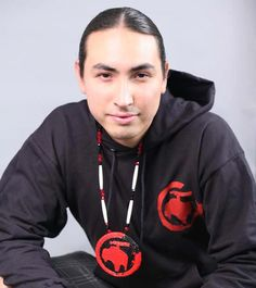 Tatanka Means - (Oglala Lakota, Navajo, Omaha) Native American Actors, Native American Indians, Native Americans, Russell Means, Martin Sensmeier, All My People, Gorgeous Men, Beautiful, Urban