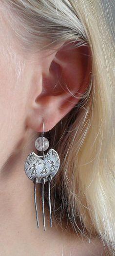 Gioielli in argento Sterling Silver orecchini di LisaFlanders