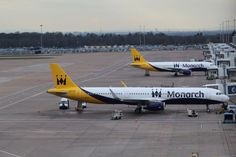 Monarch Airlines, Cargo Airlines, Aeroplanes, Airports, Spacecraft, Britain, United Kingdom, Aviation, Aircraft