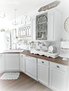 Junk Chic Cottage: Kitchen Reveal ???????????