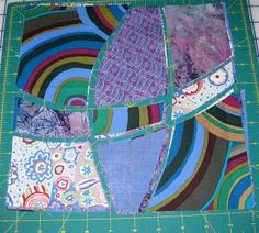Quilt along with us.  Jill's Recipe influenced by Karla Alexander's Stack a New Deck.   5 fabrics in a tight range of values from a medium ...