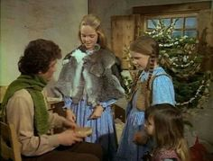 Little House on the Prairie- I also wanted to be Laura Ingalls...