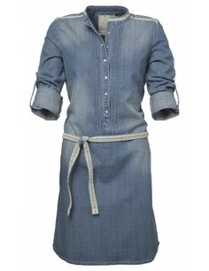 DENIM DRESS,