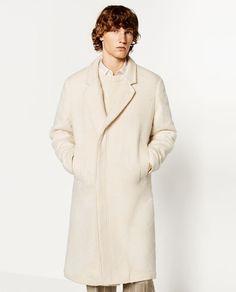 Black Double Bridge Aviator Sunglasses | Pink wool coat and ...
