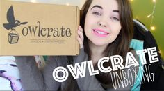 OWLCRATE UNBOXING | LEADING LADIES