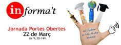 CETT-UB Jornada Portes Obertes 22 març 2014