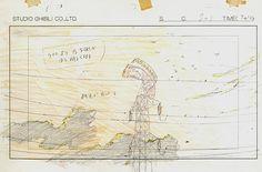 Film: My Neighbor Totoro ===== Layout Design: Totoro's Assistance (Catbus)