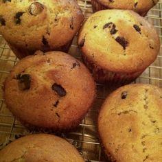 Choc chip muffins!