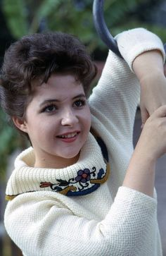 Shelley Fabulous — Brenda Lee photographed by Bill Kobrin, 1961.