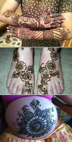 Saubia Khan has been providing henna and glitter tattoo application for 10 years. Hire her if you want custom temporary tattoos that are intricate, neat, and unique. She offers henna classes too.