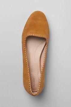 33ae1e87b4c7fc Vanessa Whipstitch Venetian Shoes from Lands  End. Filippa Scott · Van Dal  SS17