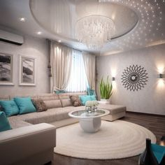 Multifunctional Living room design, living room design ideas with small apartment, interior design apartment Design Hall, Flur Design, Plafond Design, Home Decor Furniture, Living Room Furniture, Living Rooms, Apartment Interior Design, Interior Decorating, Living Room Tv Unit Designs