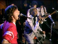 """A 1981 performance from Muddy Waters & The Rolling Stones of """"Hoochie Coochie Man"""""""
