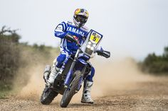 The 2017 WR450F Rally is set for Dakar Challenge