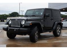 2016 Jeep Wrangler Sahara - $30,900 Tahlequah, OK · 940 mi