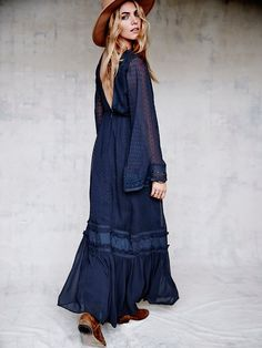 Free People Viola Maxi at Free People Clothing Boutique