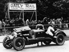 Alfa Romeo of Kaye Don, Tourist Trophy Race, Ards-Belfast Circuit, Northern Ireland, 1930
