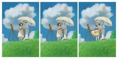 The Wind Rises by Hayao Miyazaki Hayao Miyazaki, Le Vent Se Leve, Isao Takahata, Wind Rises, Se Lever, Naoko, Arte Disney, Howls Moving Castle, Film Studio