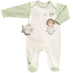 Olive & Henri Sleepsuit and Toy, 6-9 months, Toys R Us, £7.99