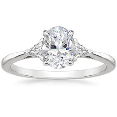 Check this pear shaped diamond engagement ring set. Hand-tailored to perfection, this halo engagement ring set features an intricately white gold ring with a substantial natural conflict free diamond focal that has been set in a custom-made decorative Engagement Ring Guide, Rose Gold Engagement Ring, Vintage Engagement Rings, Unique Diamond Rings, Diamond Wedding Rings, Oval Diamond, Wedding Bands, Morganite Engagement, Brilliant Earth