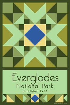 171 best images about National Park Quilt Blocks on Pinterest ...