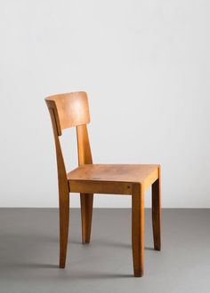 Robert Rapp; Plywood Chair for Cassel, 1948 | Quittenbaum