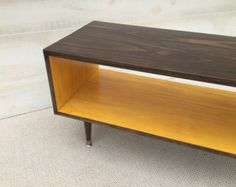 Handmade Coffee Table Mid Century Modern Midcentury Mcm Furniture And