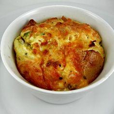 Mini Chile Relleno Casserole & Spicy Breakfast Potatoes