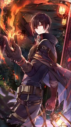 Anime Demon Boy, Anime Angel, Dark Anime Guys, Cool Anime Guys, Handsome Anime Guys, Hot Anime Boy, Anime Neko, Chica Anime Manga, Manga Boy