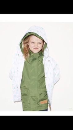 Lea & Jojo Drops Raincoats Kidswear Magazine