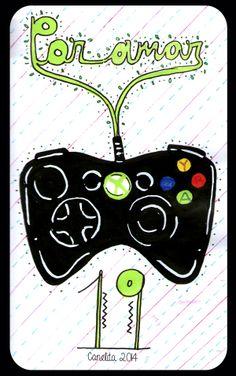 19/01/2014 Por Amor juego Xbox contigo♥