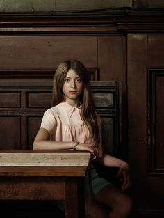 Available for sale from Aperture Foundation, Erwin Olaf Erwin Olaf, Color Photography, Amazing Photography, Portrait Photography, Fashion Photography, Themed Photography, Retro Photography, Recherche Photo, Beauty