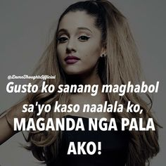 Filipino Quotes, Pinoy Quotes, Filipino Funny, Hugot Lines Tagalog Funny, Tagalog Quotes Hugot Funny, Patama Quotes, Best Qoutes, Boy And Girl Best Friends, Girly Attitude Quotes