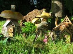 www.decorelle.fi - Parhaat keijupuutarhan tuotteet Decorellesta - www.decorelle.fi Garden Products, Miniature Fairy Gardens, Miniatures, Bird, Outdoor Decor, Home Decor, Decoration Home, Room Decor, Birds