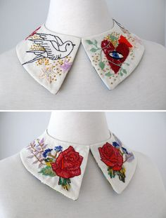 Amelia Boniot Embroidery & custom made