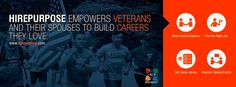 Empowering Veterans And Their Spouses To Build Careers They Love |  www.hirepurpose.com